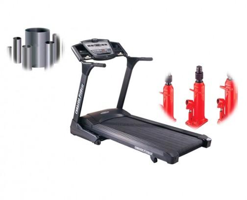 Sports equipment hydraulic cylinder applications